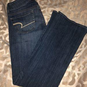 ae Artist super stretch jeans